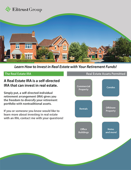 KW_Real Estate IRA Flyer