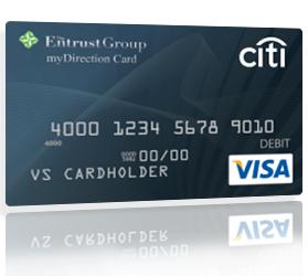 The Entrust Group myDirection Visa® Card