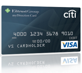 The Entrust Group myDirection Visa® Card