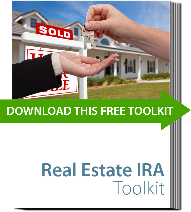 real estate ira toolkit icon