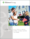 How to Help Your Clients Invest in Real Estate Tax-Free