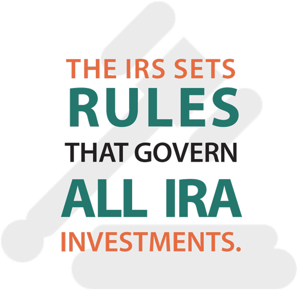 IRS-set-rules-that-govern-all-IRA-investments