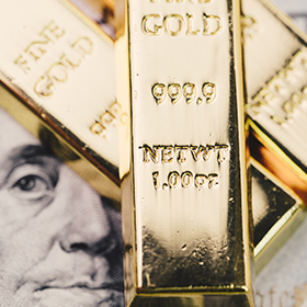 3 Reasons Why Gold Doesn't Collapse Like the Stock Market