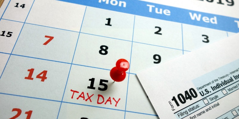 The 2020 Tax Deadline Has Been Extended