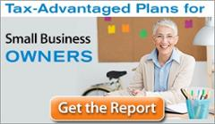Tax-advantaged retirement plans for small business owners