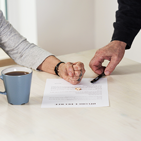 How Retirement Accounts Are Impacted By Divorce - Featured Image