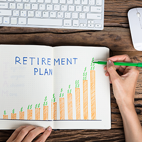 The 4 Stages of Saving for Retirement and How to Prepare for Them - Featured Image