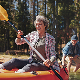 3 Ways to Have a Satisfying Retirement (And The One Way to Get You There!) - Featured Image