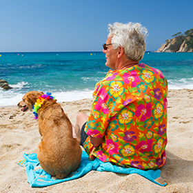 4 Ways to Enjoy A Summer Vacation and Still Save for Retirement - Featured Image